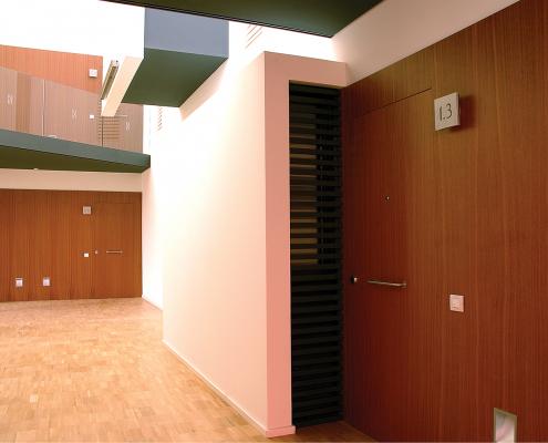 Puerta de entrada Pas 24 modelo Flat