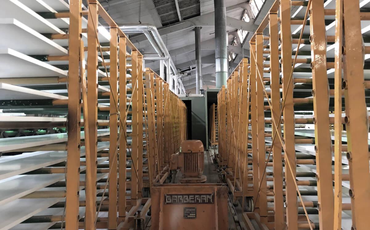 Gran capacidad productiva planta de 10.000m2