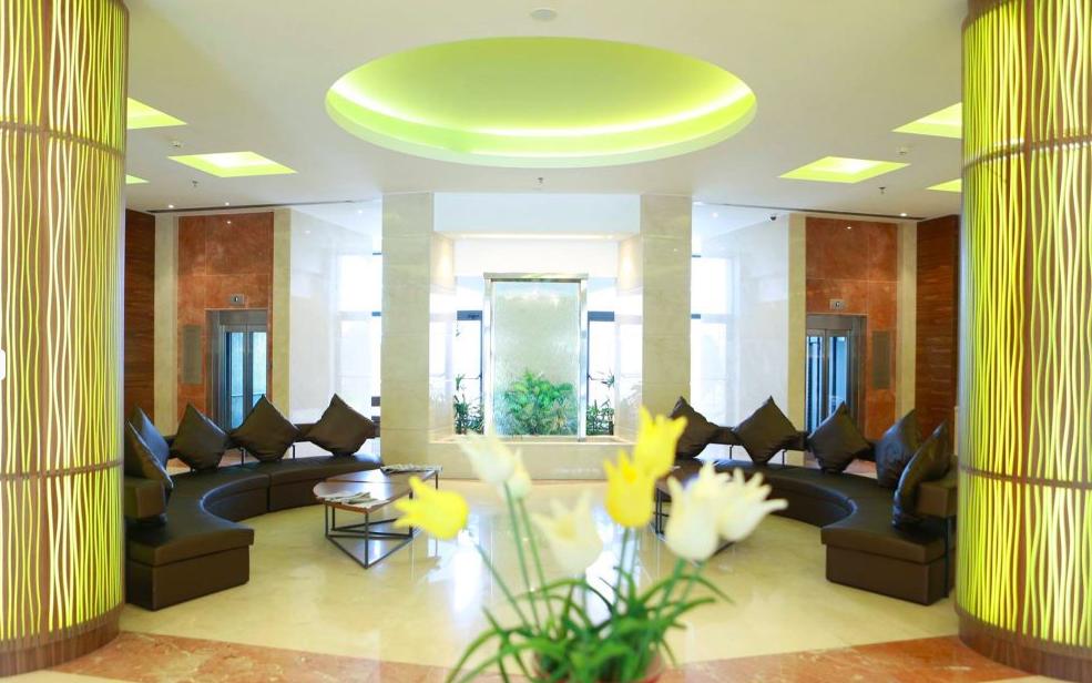 Hotel Royal Tulip Arc en Ciel Skikda