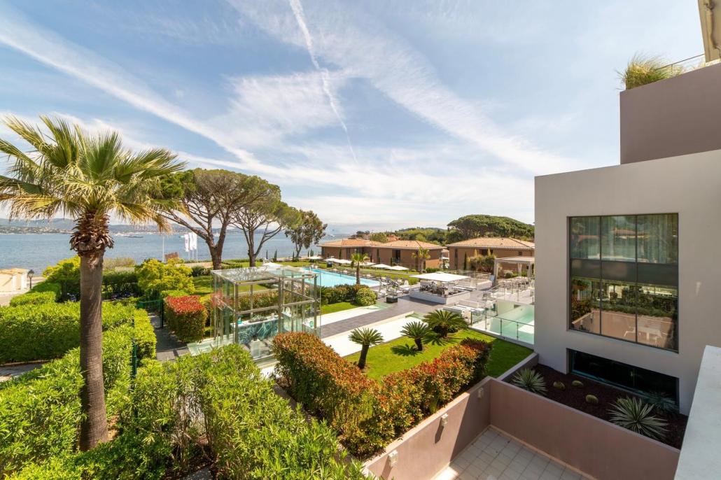 Hotel Kube Saint Tropez